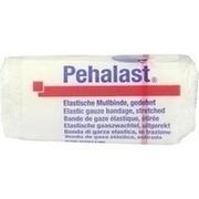 PEHA-LAST Mullbinde elastisch 6 cmx4 m
