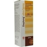 DAYLONG ultra SPF 25 Spray