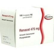 RENACET 475 mg Filmtabletten