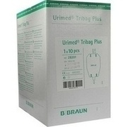 URIMED Tribag Plus Urin Btl. 500ml m.2cm Schl.