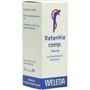 RATANHIA COMP.äußerlich Lösung