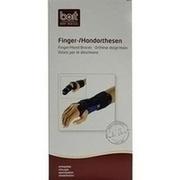 BORT DigiSoft Fingerorthese Gr.2 blau