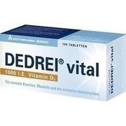 DEDREI vital Tabletten