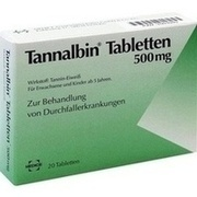TANNALBIN Tabletten