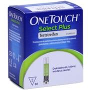 ONE TOUCH Select Plus Blutzucker Teststreifen