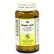 HEPAR SULFURIS F Komplex Nr.68 Tabletten