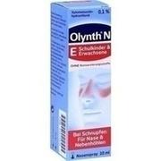 OLYNTH 0,1% N Schnupfen Dosierspray ohne Konserv.