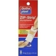 ZIP-STRIP wasserabweisend 25x72 mm