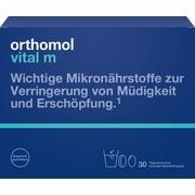 ORTHOMOL Vital M Grapefruit Granulat/Kaps.