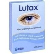 LUTAX 10 mg Lutein Kapseln