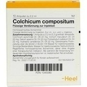 COLCHICUM COMPOSITUM Ampullen