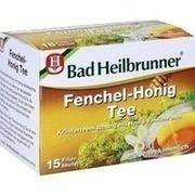 BAD HEILBRUNNER Tee Fenchel Honig Filterbeutel