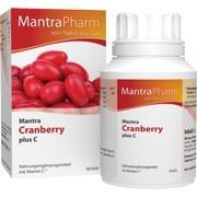 MANTRA Cranberry plus C Kapseln