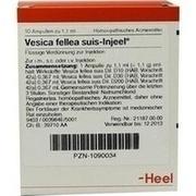 VESICA FELLEA suis-Injeel Ampullen