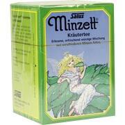 MINZETT Kräutertee Bio Salus Filterbeutel