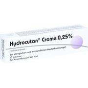 HYDROCUTAN Creme 0,25%