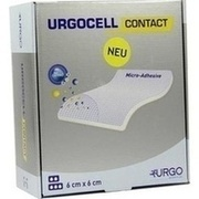 URGOCELL Contact Verband 6x6 cm