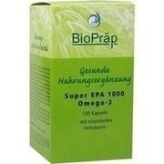 SUPER EPA 1000 Omega-3 Kapseln