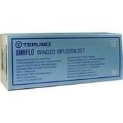 SURFLO Perfusionsbesteck 21 G 30 cm grün