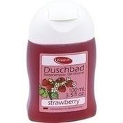 KAPPUS Strawberry Duschbad