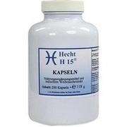 WEIHRAUCH HECHT H15 200 mg Kapseln