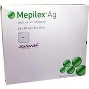 MEPILEX Ag Schaumverband 20x50 cm steril