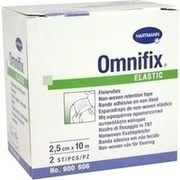 OMNIFIX elastic 2,5 cmx10 m Rolle