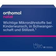ORTHOMOL Natal 30 Btl.Granulat/Kaps. Kombipackung