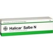 HALICAR Salbe N
