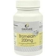 BROMELAIN 200 mg magensaftresistente Tabletten