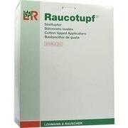 RAUCOTUPF Stieltupfer 1 St ster.großer Wattekopf