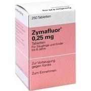 ZYMAFLUOR 0,25 mg Tabletten