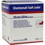 ELASTOMULL haft color 10 cmx20 m Fixierb.rot