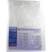 BETTSCHUTZEINLAGE Folie Frottee 200x200 cm