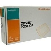 OPSITE Post-OP 8,5x9,5 cm Verband einzeln steril
