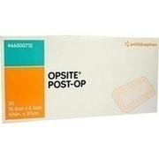 OPSITE Post-OP 8,5x15,5 cm Verband einzeln steril