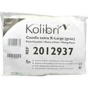 KOLIBRI comfix extra Netz-/Fixierhosen XL grün