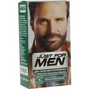 JUST for men Brush in Color Gel schwarzbraun