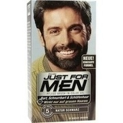 JUST for men Brush in Color Gel schwarz