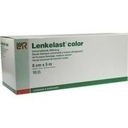 LENKELAST Color Mittelzugb.8 cmx5 m grün