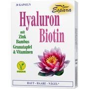 HYALURON BIOTIN Kapseln