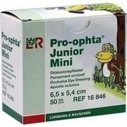 PRO-OPHTA Junior mini Okklusionspflaster