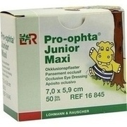 PRO-OPHTA Junior maxi Okklusionspflaster