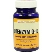 COENZYM Q10 30 mg GPH Kapseln