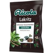 RICOLA o.Z.Beutel Lakritz Bonbons