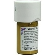 QUARZ D 20 Trituration