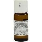 SOLUTIO FERRI comp.D 6 Dilution
