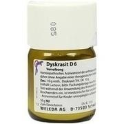 DYSKRASIT D 6 Trituration