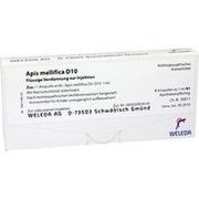 APIS MELLIFICA D 10 Ampullen