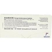 ARANDISIT D 6 Ampullen
